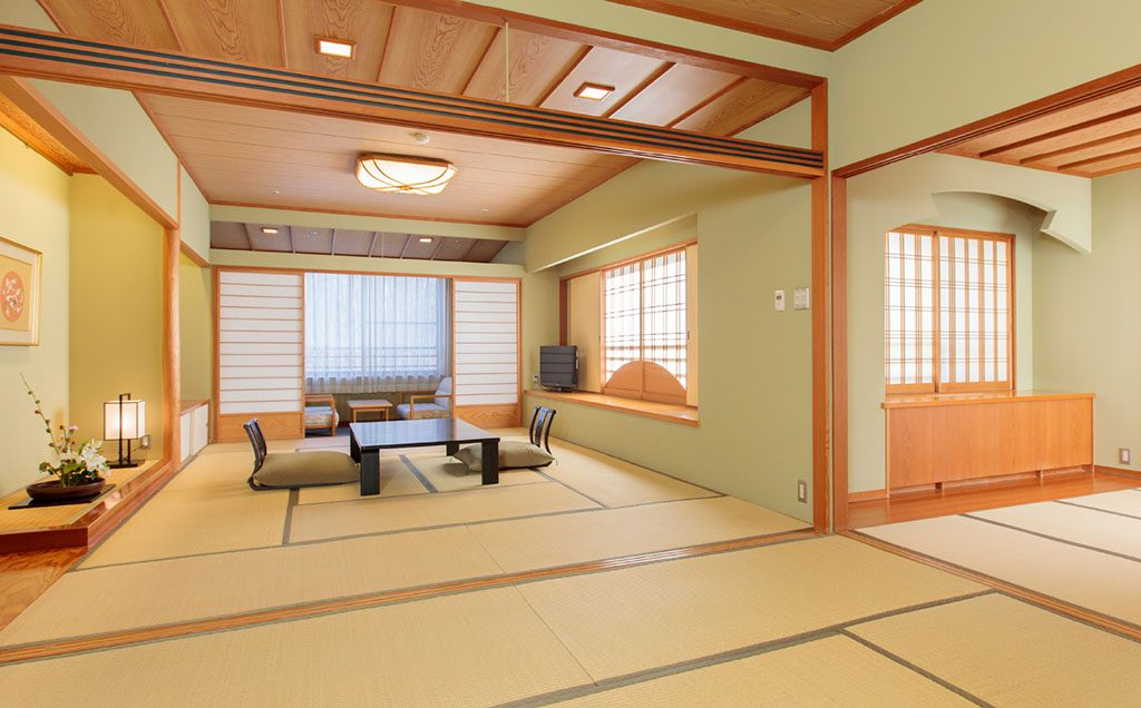 Premium Smoking Japanese Suite (Main Bldg)